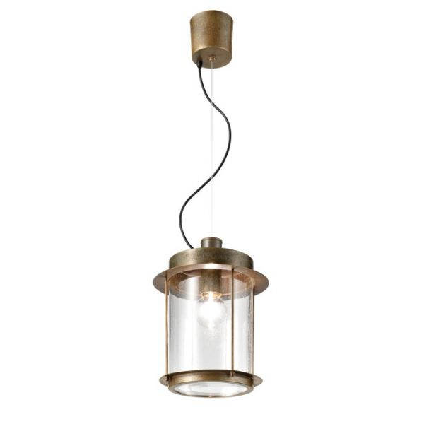 Suspension d 39 ext rieur rustique chic millumine for Luminaire plafonnier exterieur