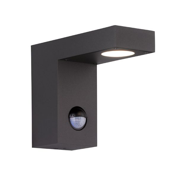 applique exterieur led garrigue d tecteur de mouvement. Black Bedroom Furniture Sets. Home Design Ideas