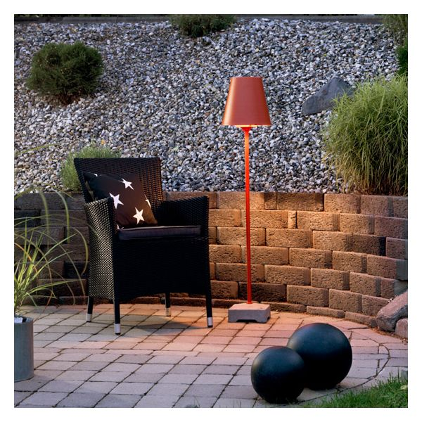 eclairage terrasse orange alibi lampe ext rieur brancher millumine. Black Bedroom Furniture Sets. Home Design Ideas