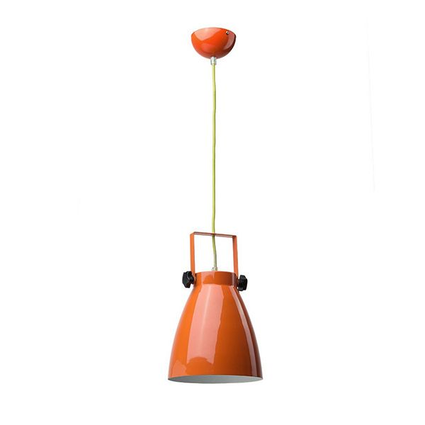 Suspension chambre ado orange pop 39 s millumine for Lampe suspension chambre ado