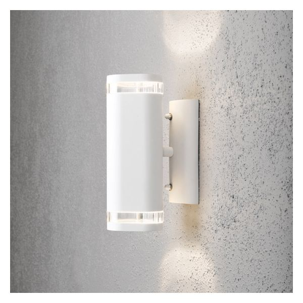 Eclairage ext rieur blanc jardin secret millumine for Lumiere exterieur