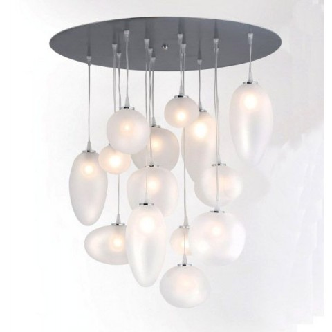 Grande Suspension Design 14 Galets