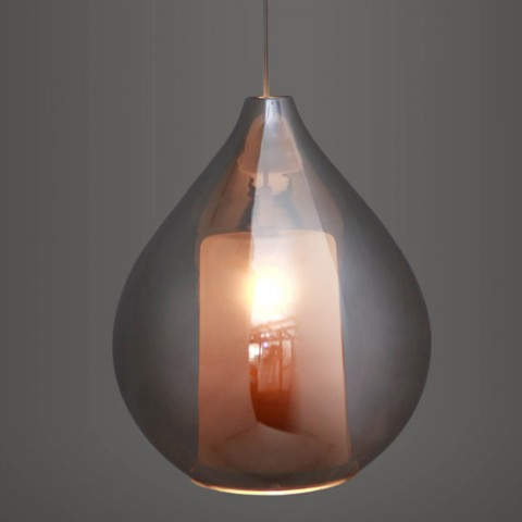 Lustre Suspension Circé Smoky