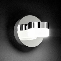 Spot design salle de bain LED Patella