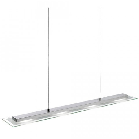 Lustre suspension design 4 LED FigaroLa