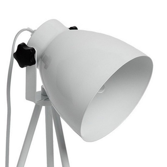 Lampe blanche design Pop's