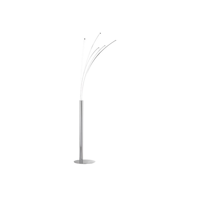 Lampadaire Led 3 Branches