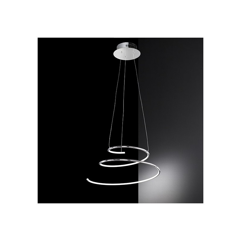 Suspension luminaire LED dimmable Farandole - Millumine
