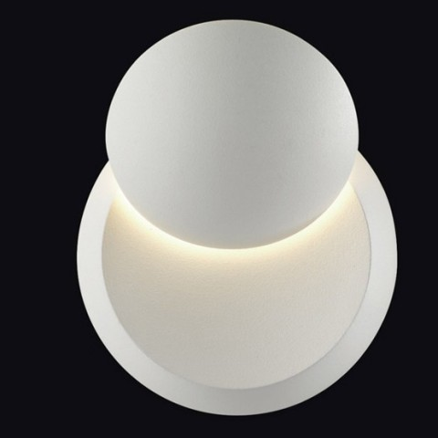 Applique ou Plafonnier Exterieur LED Eclipse