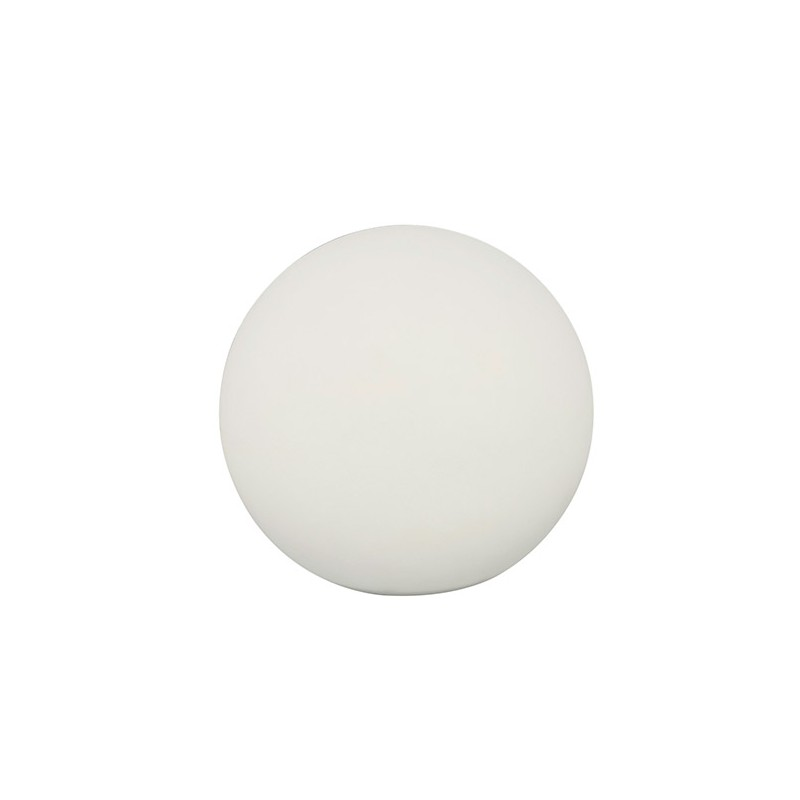 Lampe boule d 39 ext rieur led rechargeable pampelonne 25 for Luminaire exterieur rechargeable