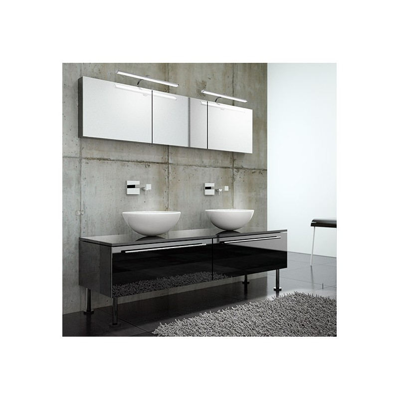 longue applique salle de bain miroir sutra ip44 classe 2 62 cm millumine. Black Bedroom Furniture Sets. Home Design Ideas
