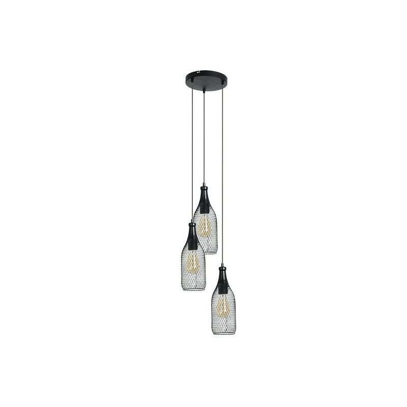 luminaires industriels suspensions great lgant suspension cuivre mento cm luminaires. Black Bedroom Furniture Sets. Home Design Ideas