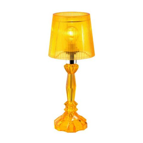 Lampe Deco Miss Baroque Orange