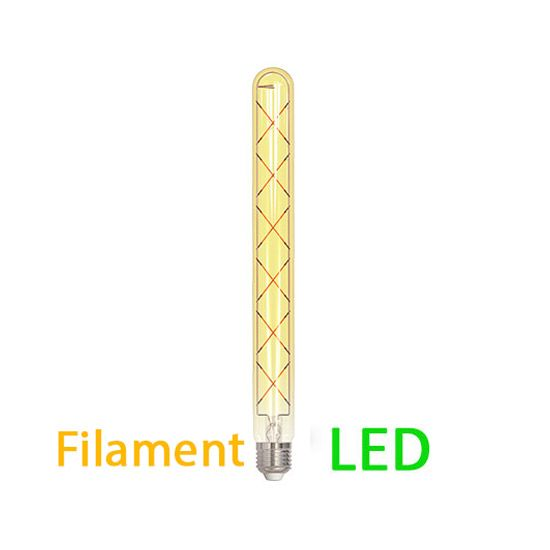 ampoule led e27 tube t30 achat ampoule led tube filament millumine. Black Bedroom Furniture Sets. Home Design Ideas
