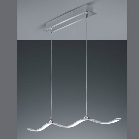 Lustre LED Design Onduline Dimmable