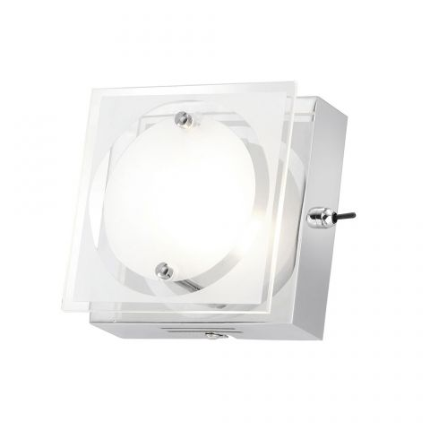 Applique LED remplaçables Brice ou plafonnier LED