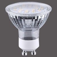 Ampoule LED GU10 4 W dimmable puissance 35 W blanc medium