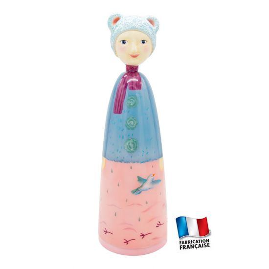 Lampe LED chevet fille madame Ourse