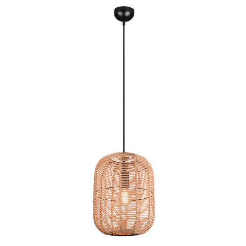 Suspension Palma en sisal diamètre 35 cm