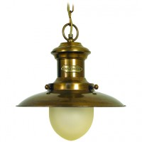 Suspension Marine Laiton Antiquaire