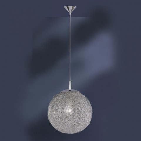 Grand Lustre Boule Design 50 cm XL
