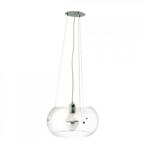 Suspension Djumbe Transparente