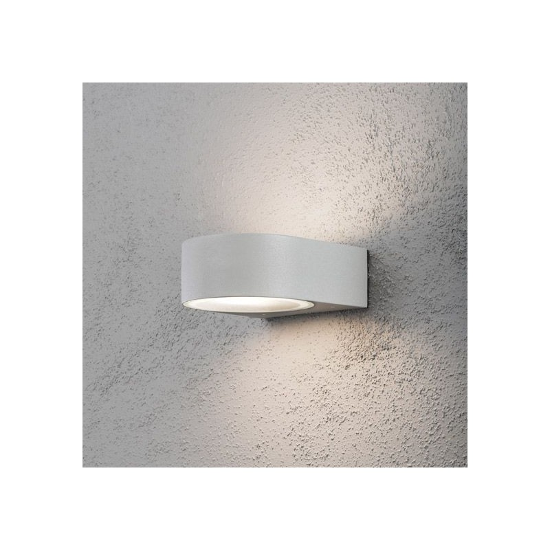 Applique exterieur carre simple artemide effetto led carr - Applique murale exterieure ikea ...