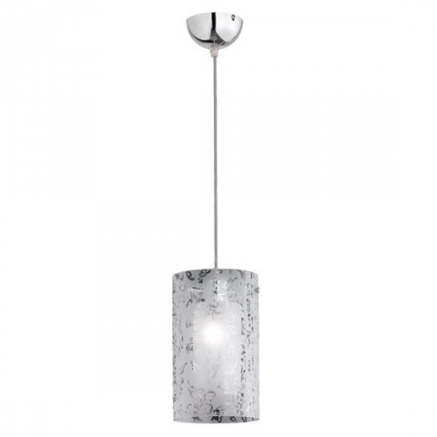 Lustre Suspension Regazza Argent