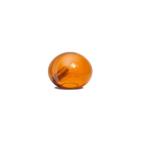 Lampe Salon Orange LuxWomen Small 13 cm