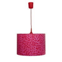 Suspension Luminaire Enfant Alice Fuchsia