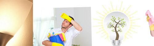 Nettoyez vos ampoules et faites des économies d'energie