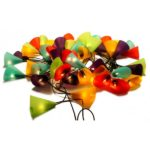 guirlande lumineuse multicolore