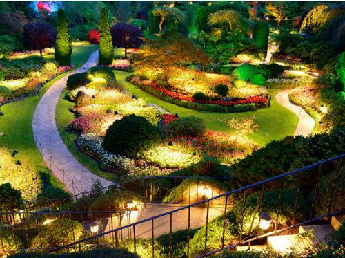 Nos 5 astuces pour l'éclairage de votre jardin