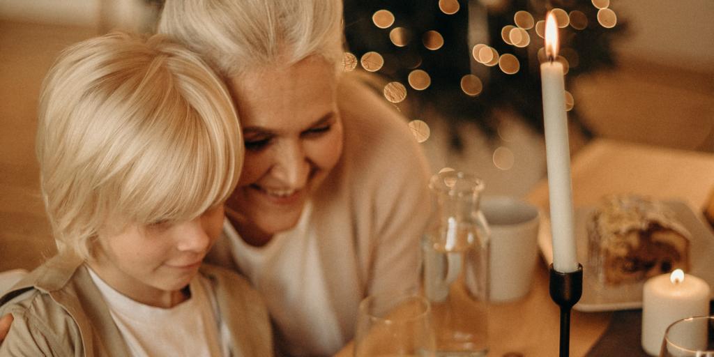 Fêtes des grands-mères idées cadeaux