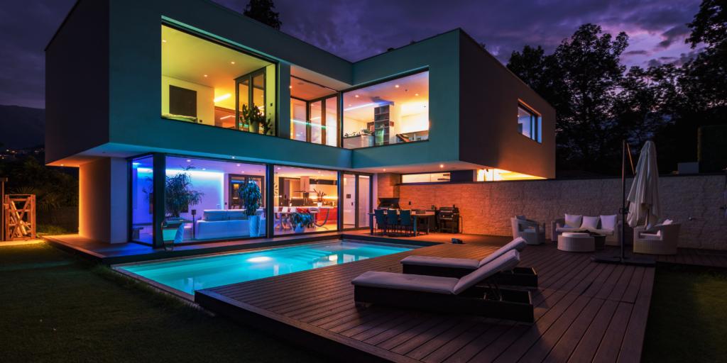 LED Maison