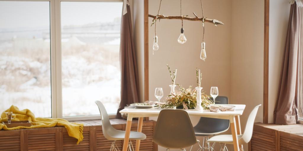 ampoule décorative salon