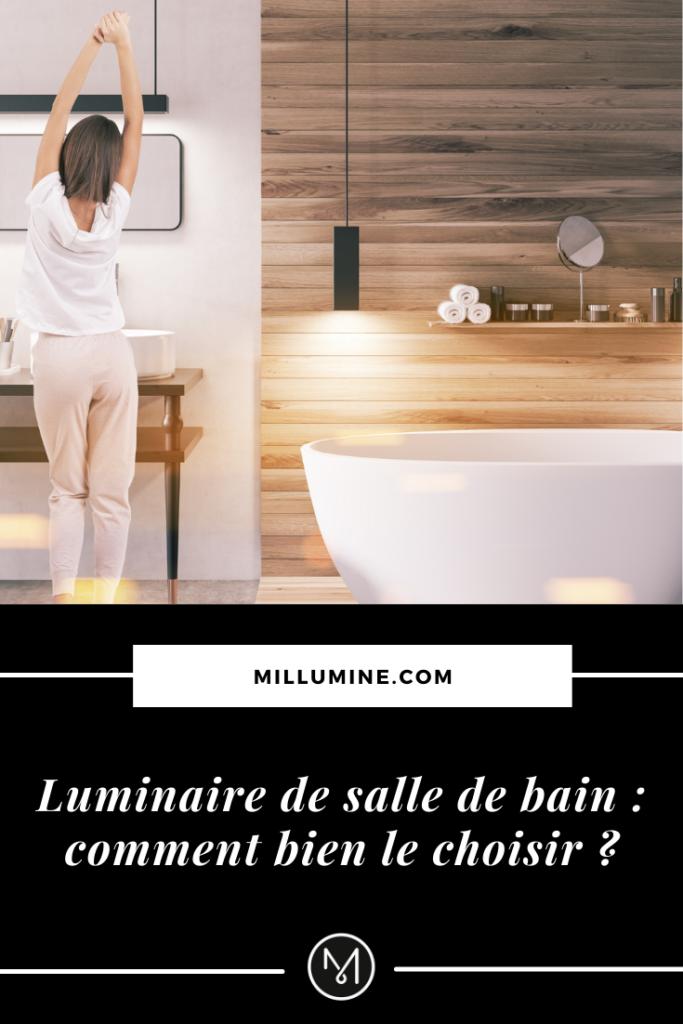 Luminaire salle de bain pinterest 2
