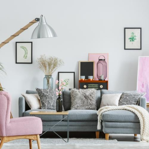 Les lampadaires et Liseuses de salon pour une ambiance Cocooning